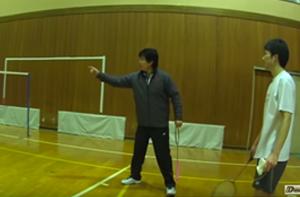 小町谷選手のドライブ練習 ダブルス選手は真似てみよう!